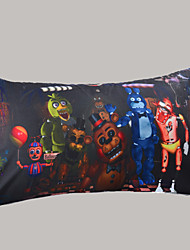 Discount Cartoon Pillowcase For Kids Five Nights at Freddy Bedding Decorative 20inchx30inch Pillow Case New Year Gift