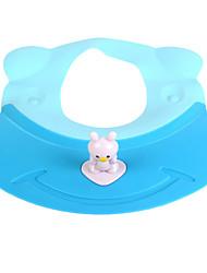 Складывающиеся сейф шампунь шапочка для душа и ванны Зонт защищает мягкий шлем крышки для детей младенца детей
