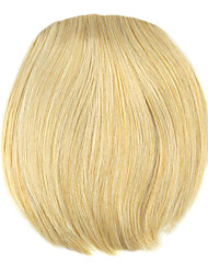 Wig Golden 8CM High-Temperature Wire knife style bangs Colour 1003