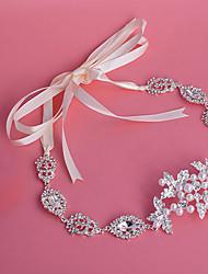 Women's Pearl / Rhinestone / Alloy Headpiece-Wedding / Special Occasion Headbands 1 Piece
