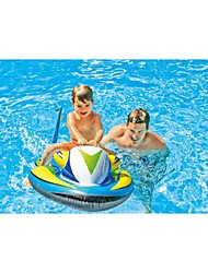 INTEX Sit 'n Float Classic Inflatable Raft Swimming117*77