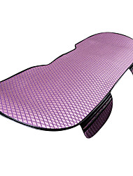 Universal Fit for Car, Truck, Suv, or Van Flat Cloth Car Seat Cushion Front Seat Cushion (1 Pieces Set) Purple