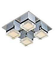 hot Modern Simple LED Ceiling Lamp Flush Mount lights Living Room Bedroom Dining Room light Fixture