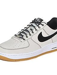 Punta redondeada / Zapatillas de deporte / Zapatos de cordones / Zapatos de Correr / Zapatos Casuales(Gris / Negro / Plateado) - de