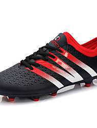 New Arrival Men's Non-slip and Wrapping Football Shoe with Spikes Have Strong Grip on Ground Man's Lace-up Sneakers