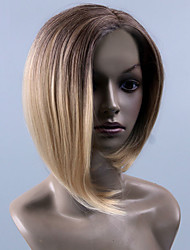 Hot Style MultiColor Synthetic Top Quality Straight Wigs