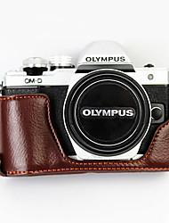 saco SLR para o café Olympus