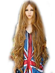 длинные волны парики 100cm свет аниме косплей парики Hatsune Miku