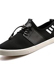 Men's Shoes EU38-EU44 Casual/Travel/Outdoor Fabric Leather Fashion Sneakers Board Shoes