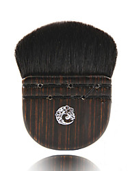 1 Blush Brush Goat Hair Professional Wood Face ENERGY