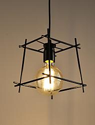 Retro Contracted Wrought Iron Birdcage Pendant Lights Restaurant,Cafe ,Game Room,Garage light Fixture