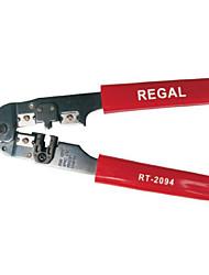 REGAL Modular Plug Crimp TOOL Multifunction Network Pliers RT-2094