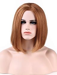 dentelle de la mode avant bob dentelle cheveux vierges droite avant perruque 8 couleurs au choix