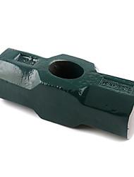 borracha martelo profissional / martelo de percussão tampão (1000g)