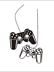 Game controller  Decorative Wall Stickers,vinyl Material Removable Home Decoration Wall Decal