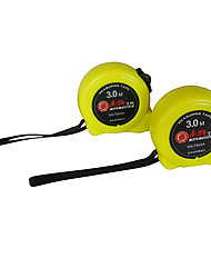 N & S® 3m*16mm Steel Tape Measure Plastic Tape Measure Hardware Tools