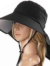 Lady Reveal Horsetail Sun Hat Straw Hat