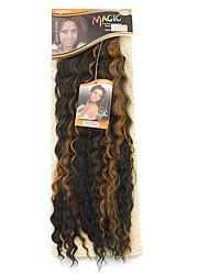 """cabelo liberdade de ouro nobre 26 """"de alta temperatura extensões de cabelo sintético melhor qualidade"""