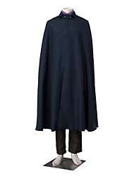 Inspired by Chi-bi Maruko Sasuke Uchiha Anime Cosplay Costumes Cosplay Suits Color Block Long Sleeve Vest Top Pants Glove Cloak Rope For
