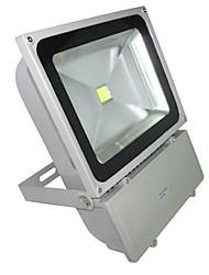70w 7000lm fraîche couleur blanc chaud imperméable conduit projecteur (85-265V)