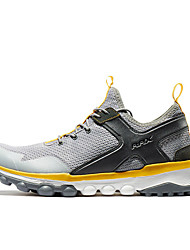 Rax Men's Hiking Mountaineer Shoes Spring / Summer / Autumn / Winter Damping / Wearable Shoes Red / Gray 39-44