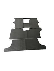 Flax Car Mats Slip Light Flexibility Durability Wear Waterproof Environmental Protection
