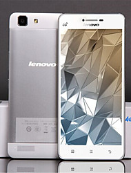 "Lenovo A6800 5.0 "" Android 4.4 Smartphone 4G ( Double SIM Quad Core 13 MP 1GB + 8 GB Bleu / Argenté )"