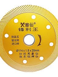 гофрированным алмазным микрокристаллическая камень плитка Dali камень режущую часть