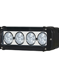 "1 PCS classic 11"" 40W Mini Style CREE LED Light Bar Motorcycle Working Light Bar Motor LED Bar"