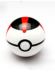 Pokeball PVC Action Anime Figures Pocket Little Monster balls PokeBall Fairy Ball Super Ball Master Ball Kids Toys Gift