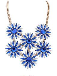 Stylish Atmosphere Sunflower Necklace