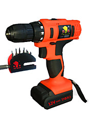 12V Rechargeable Llithium Battery Drill Multifunctional Electric Screwdriver
