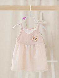 2016IDEA summer new models Girls dress infant girls skirt Lace Dress 8188