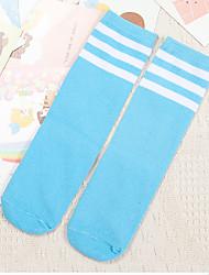 Girls / Boys Socks & Stockings,All Seasons Cotton Blends Black / Blue