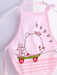 малыш Майка-На каждый день,Животные принты,Хлопок,Лето-Синий / Розовый / Желтый