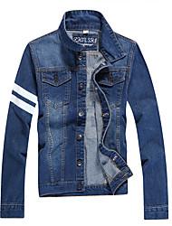 Autumn/new/man/men/long/denim dress/jacket/coat/jacket/fashion/trend  SLS-NZ-JK31806