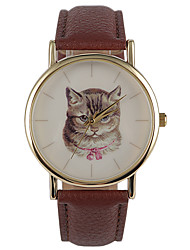 Fashion Personality Cute Little Pet Lady Watch