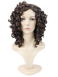 Curly CaP Construction Curly Start Style Syntheic Wigs