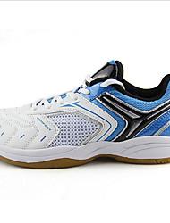 Sapatos Interior Masculino / Unissex Azul / Cinza / Azul Real Tule