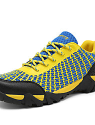 other Running Shoes Unisex Anti-Slip Anti-Shake/Damping Performance Low-Top Canvas Lycra Polyester Rubber Latex Running/Jogging