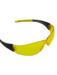ck224 anti-impacto de los vidrios anti-viento gafas gafas de moda gafas de visión nocturna de montar de color amarillo