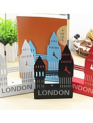 One Pair of Retro Big Ben Bookends
