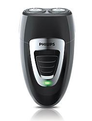 Rasoio elettrico Da uomo Viso Elettrico / Rasoio rotante Testina girevole / Luce LED Acciaio inossidabile PHILIPS