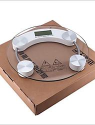 balança eletrônica de publicidade escala corpo saudável presentes acordo com a escala de pesagem precisa