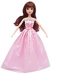 tout robe de mariée inclusive grande jupe robe queue robe 29cm poupée bébé porter gratuitement
