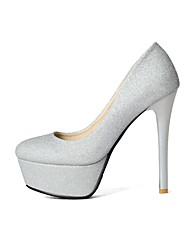 Women's Shoes Glitter / Customized Materials the four seasons Heels / Platform / Basic Pump HeelsWedding / Party