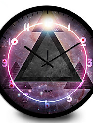 Creative Trend Triangle Dream Wall Clock