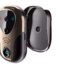 Wireless Wifi Mobile Remote Home Video Intercom Doorbell Wireless Video Door Bell