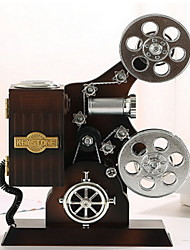 Music Box Motion-Picture Machine