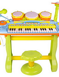 Toy Musica Plastica Arcobaleno Toy Puzzle Toy Musica